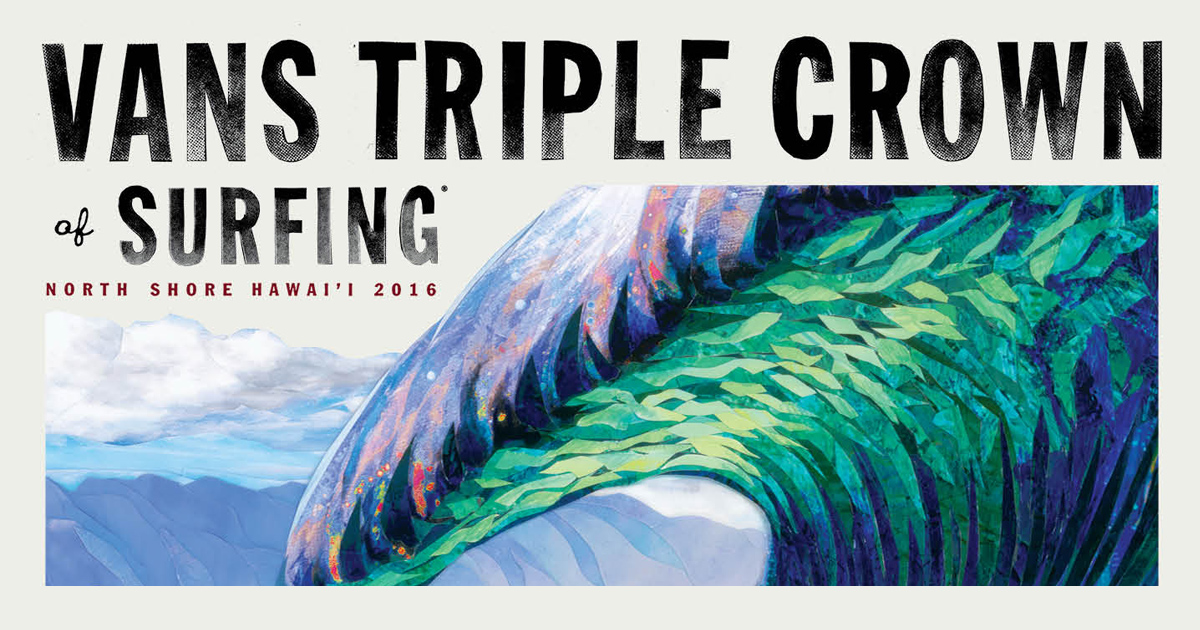 1c2d9558be 2016 Vans Triple Crown of Surfing